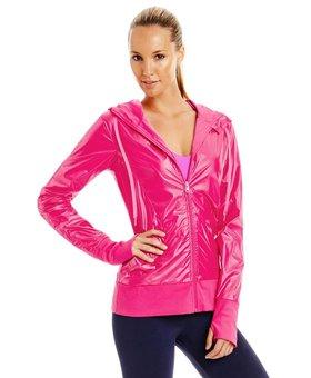 Lorna Jane Raspberry Luminosity Jacket