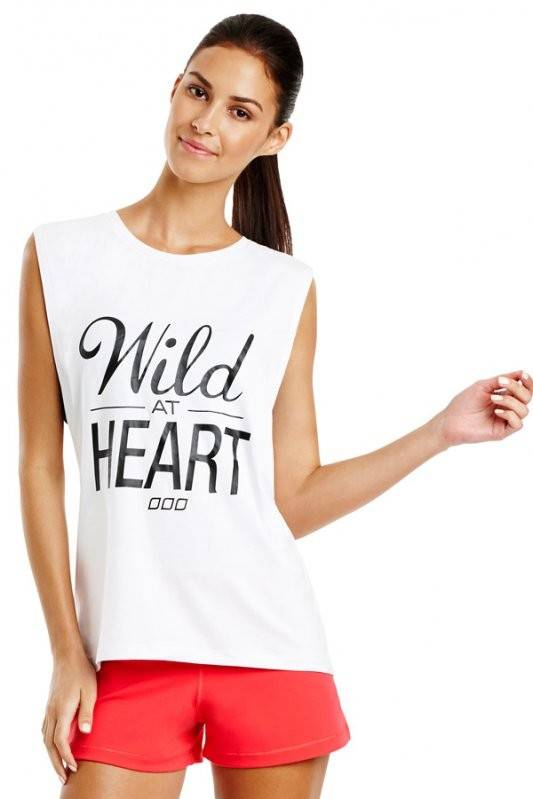 Lorna Jane Wild At Heart Tank
