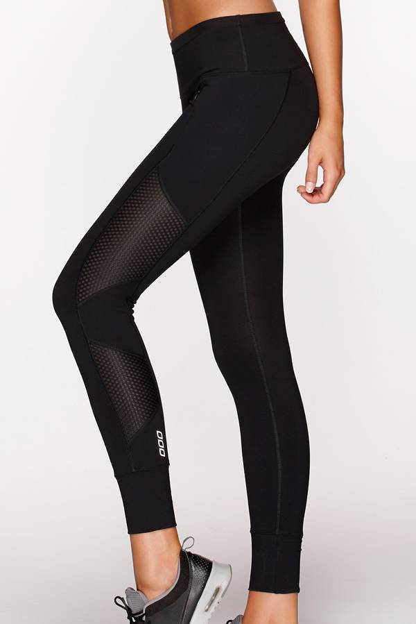 Lorna Jane Storm Core Ankle Biter Tight