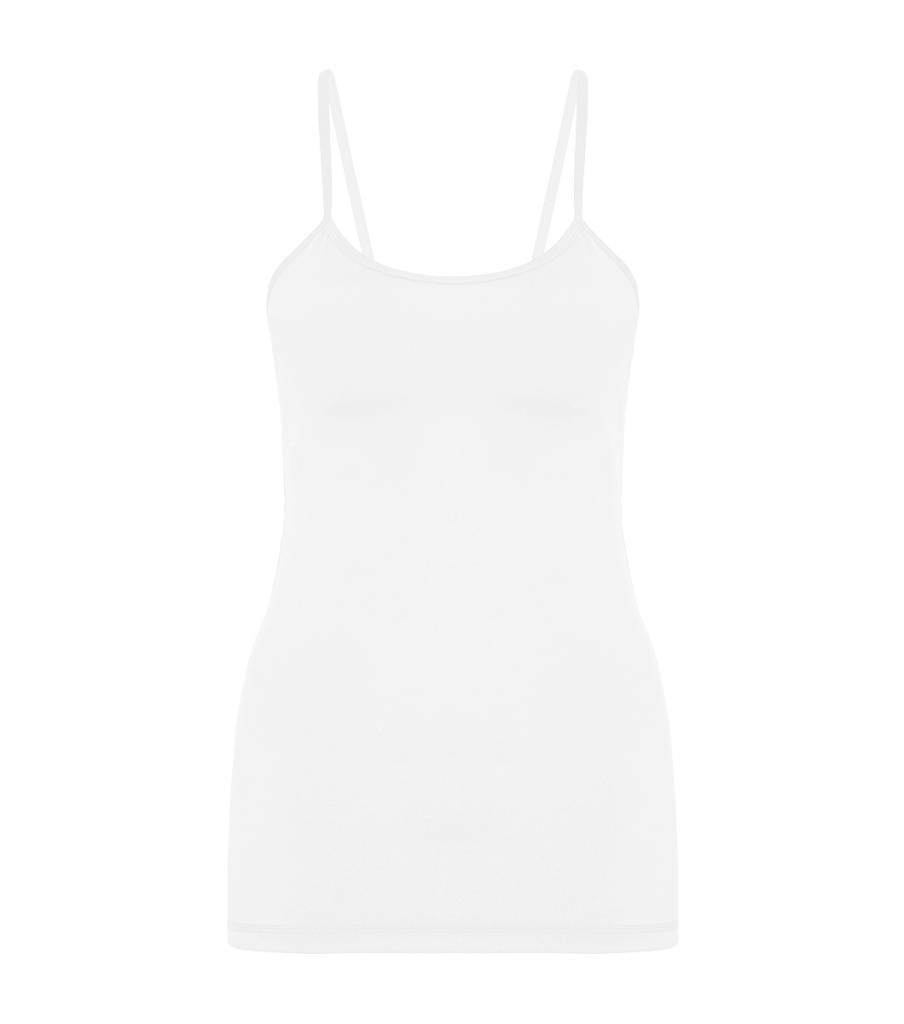 L'urv Pure Days Singlet (White)