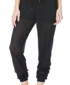 Koral Activewear Double layer joggingsbroek (zwart)