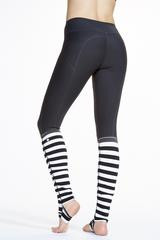 Vimmia Bumble Stripe Stirrup Legging