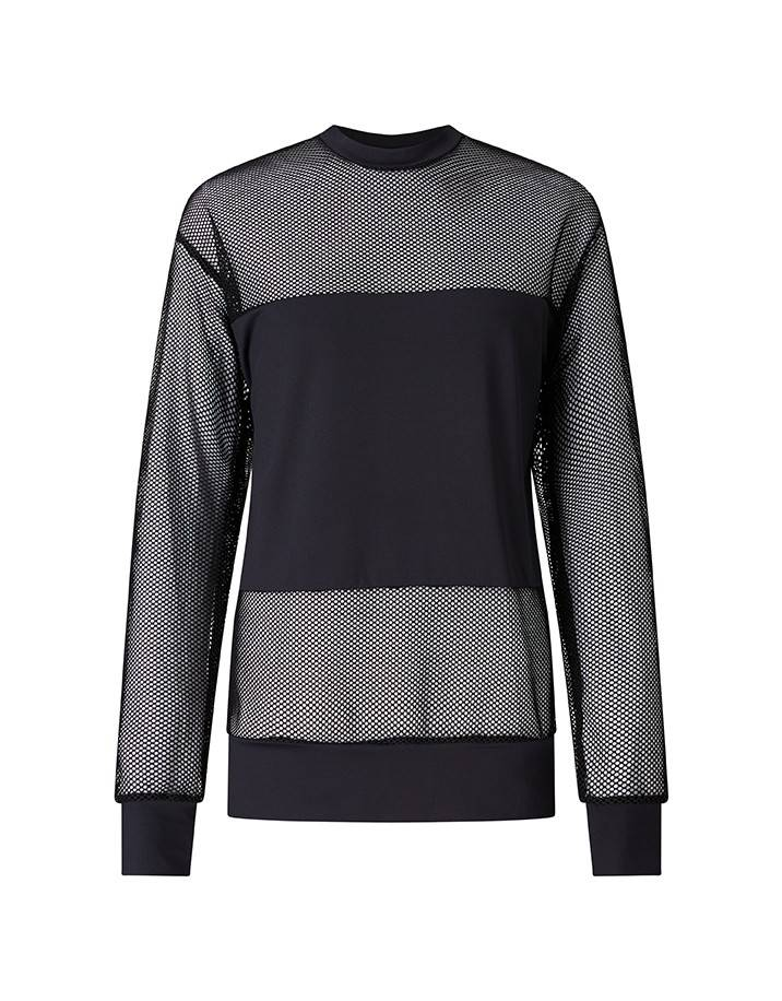 Varley Carlton Sweat Black