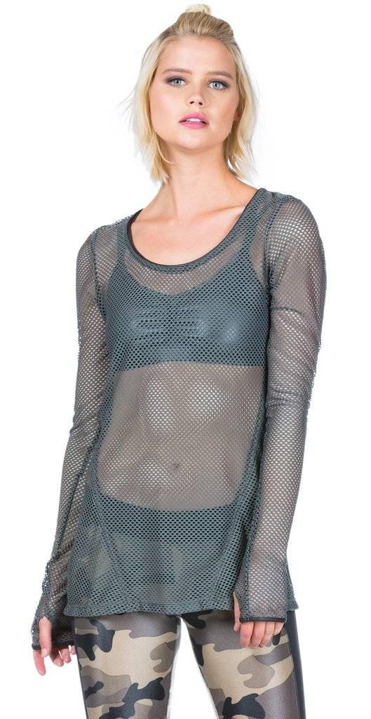 Koral Activewear Dash Long Sleeve Tee