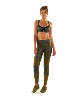 L'urv Lovers Army Moto Legging