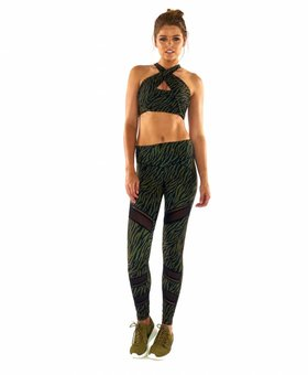 L'urv Wild Things Spliced Legging