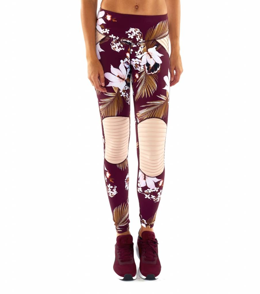 L'urv Punch Love Moto Legging