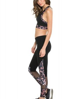 Body Language Sportswear Wildcat Black Araz Top
