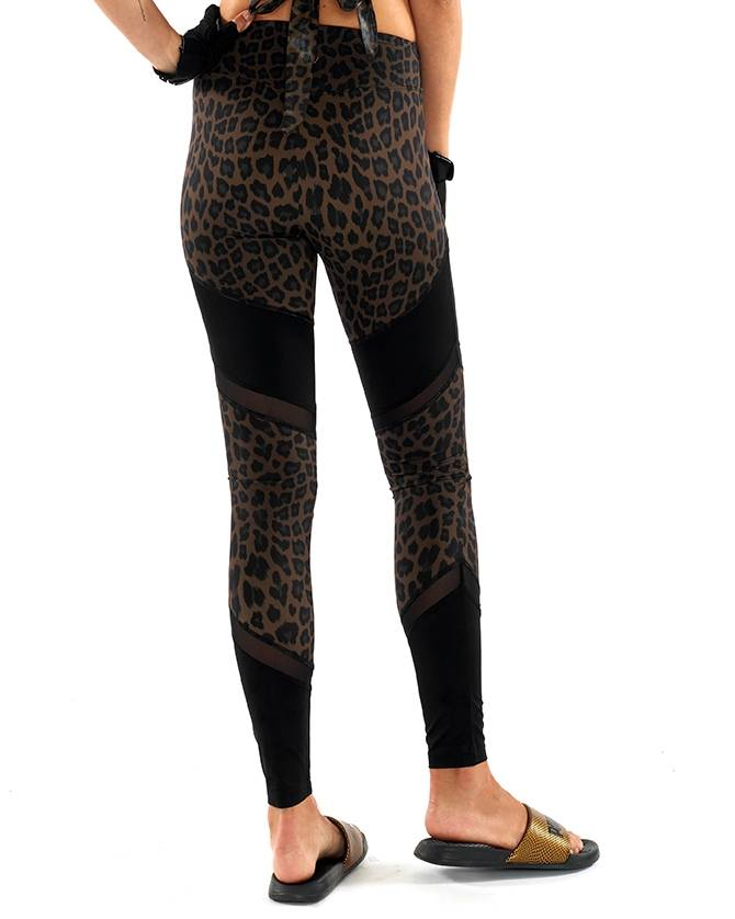 L'urv Animal Magic Spliced Legging