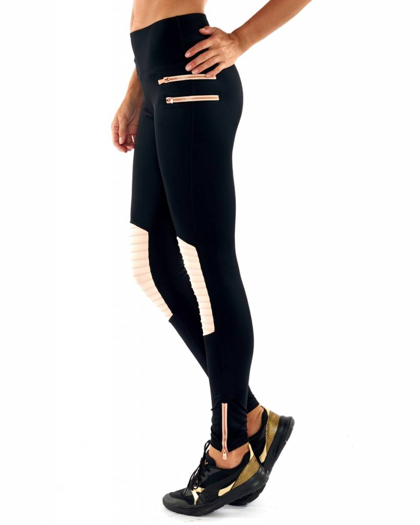 L'urv Wild And Wanted Moto Legging
