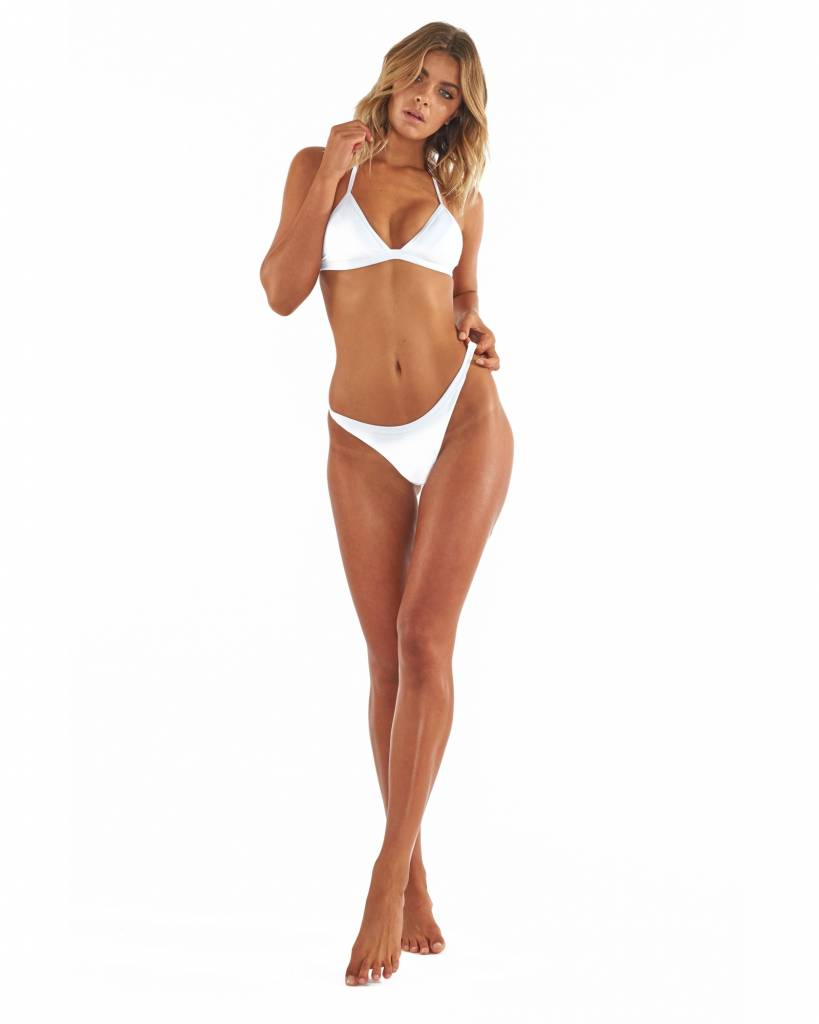 L'urv The Wild and Wanted Bikini  (White)