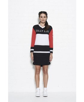 Tully Lou Kings Jersey Dress