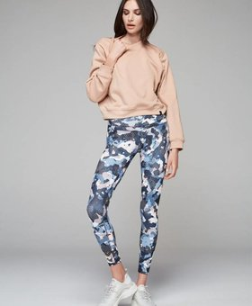 Varley Albata Sweat Peach