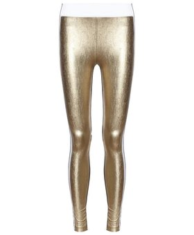 NO KA'OI Kalia Leggings Gold