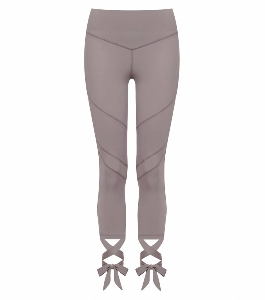 L'urv My universe Tie 7/8 Legging - Lilac