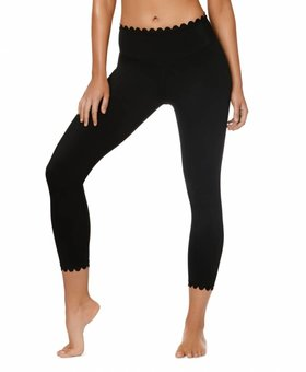 L'urv I'm on clouds 7/8 Legging-Black