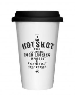The gift Label Take away mug met leuke quote