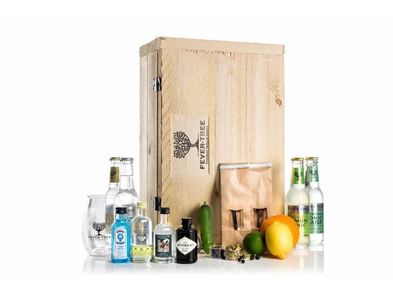 Fever-Tree luxury gift box