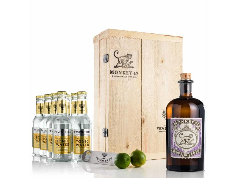 Monkey 47 Gin tonic box