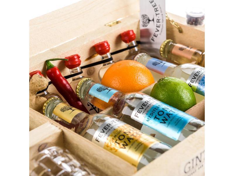 V2C Gin Tonic miniature giftbox