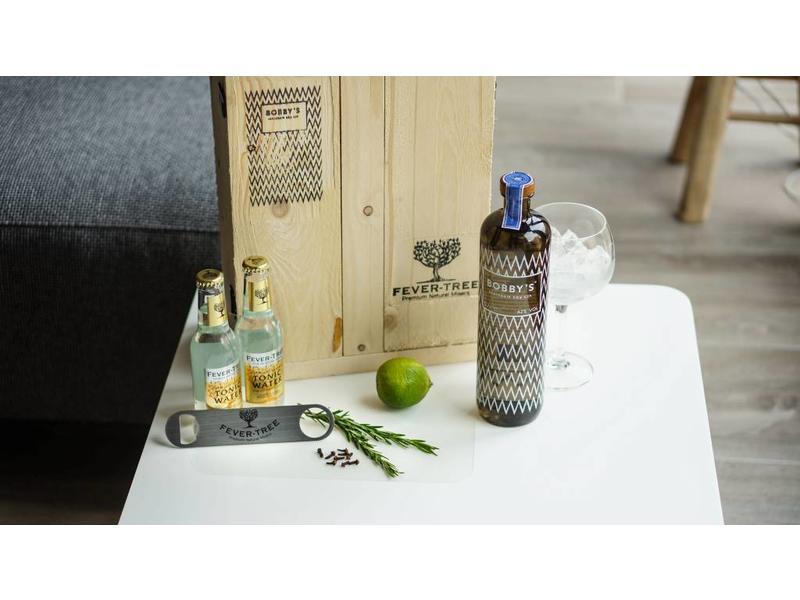 Bobbys Gin Tonic Box