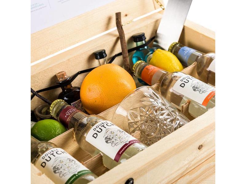 Double Dutch Gin Tonic Geschenkbox