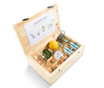 Hermit gin giftbox