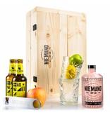 Niemand gin gift box