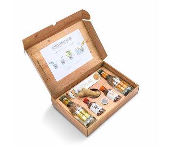 V2C Orange und Trocken Geschenkpackung