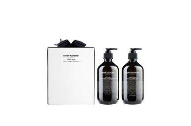 Grown Alchemist, Hand wash & hand cream twin set  500ml+500ml