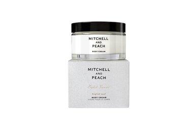 Mitchell and Peach, English Leaf Body Cream