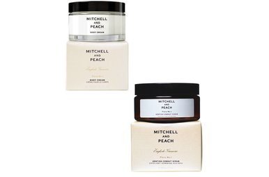 Mitchell and Peach ,Flora no.1 Body scrub + Body Cream set
