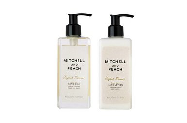 Mitchell and Peach,Flora no.1 Hand Lotion & Wash