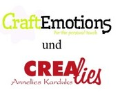 Crealies und CraftEmotions