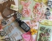 Embellishments / Verzierungen