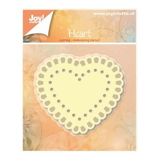 Joy!Crafts / Hobby Solutions Dies Punching and embossing templates: Heart