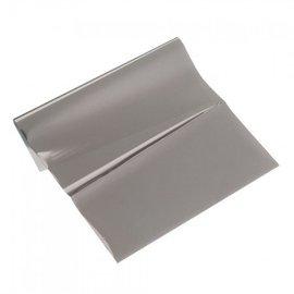 BASTELZUBEHÖR, WERKZEUG UND AUFBEWAHRUNG lamina metallica, 200 x 300 mm, 1 foglio, antracite