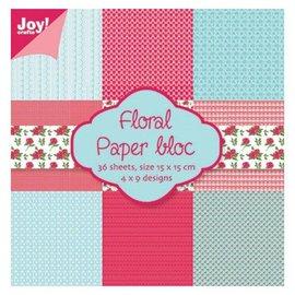 Joy!Crafts / Jeanine´s Art, Hobby Solutions Dies /  Designerblock, 15,5 x 15,5cm
