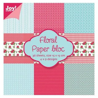 Joy!Crafts / Jeanine´s Art, Hobby Solutions Dies /  Bloc Designer, 15,5 x 15,5 cm