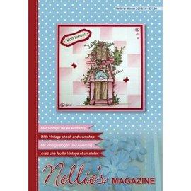 Bücher und CD / Magazines le magazine A4, Nellie, Hiver