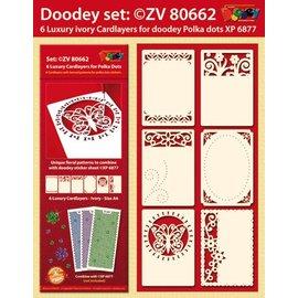 KARTEN und Zubehör / Cards 6 layouts de cartão de Luxo