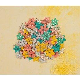 Prima Marketing und Petaloo Princess Collection, 100 Bluten mit Kristal Perle
