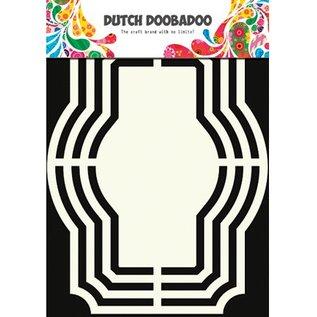 Dutch DooBaDoo Template: Nederlands Vorm Art, Labels