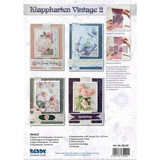BASTELSETS / CRAFT KITS Fancy Grænser Print Fancy, Vintage II