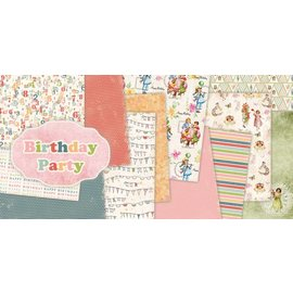 "Karten und Scrapbooking Papier, Papier blöcke Bloque diseñador, 30,5 x 30,5 cm, ""fiesta de cumpleaños"""