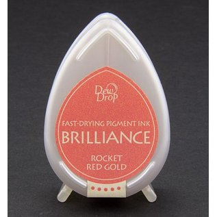 Brilliance Dew Drop, ROCKET RED GOLD