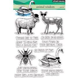 Penny Black Transparent stamp: Animal kingdom