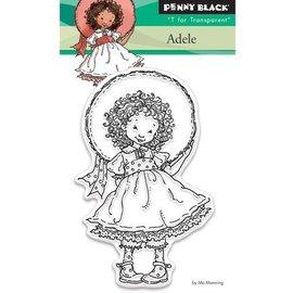 Penny Black timbro trasparente: Adele