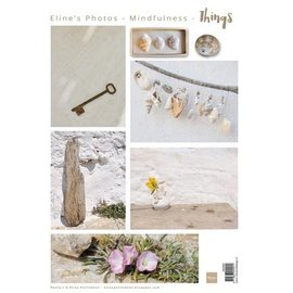 Marianne Design A4 Bilderbogen: thema vakantie