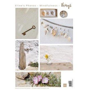 Marianne Design A4 Bilderbogen: Thema Urlaub